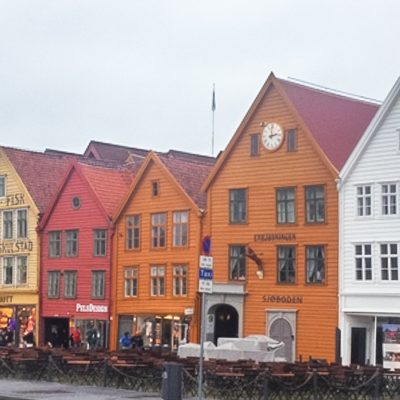 Honeymoon Travelogue – Norway, Part 1