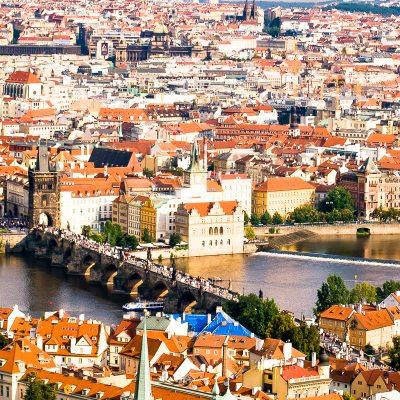 Honeymoon Travelogue: Potsdam, Wittenberg, and Prague
