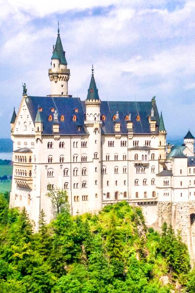 Honeymoon Travelogue: BMW, Austria, and the Romantic Road